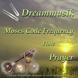 Meditation Music in the Moses Code Frequency