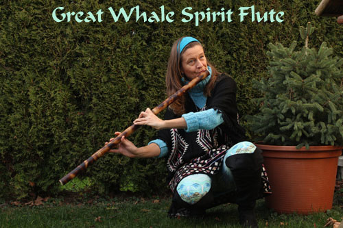 Meditation Music - Great Whale Spirit Flute